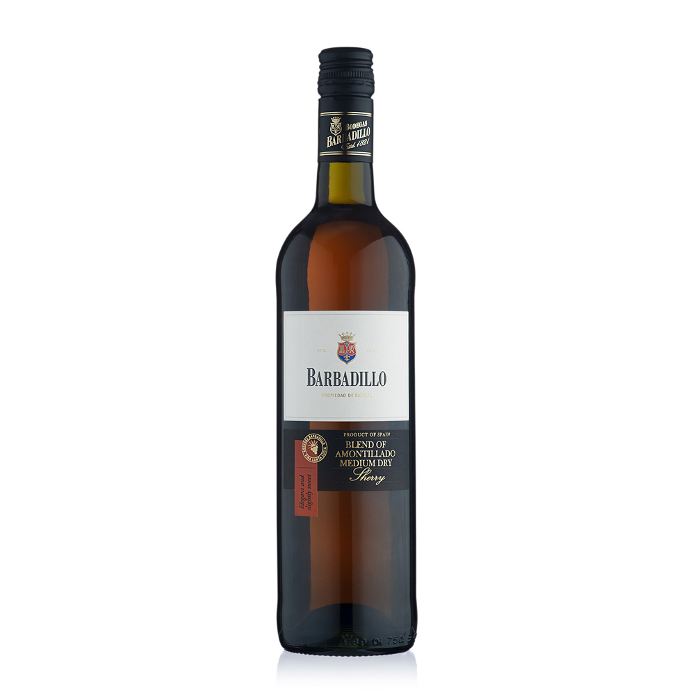 Amontillado Medium Dry Sherry