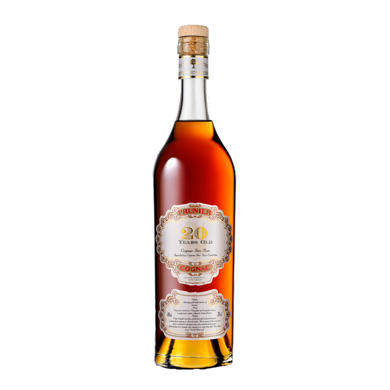 """Cognac """"20 Years Old"""" - Hors d'Age"""